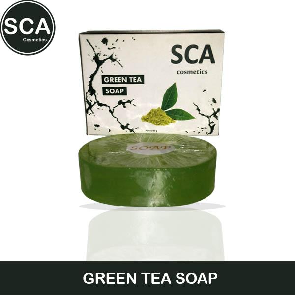Sca Green Tea Soap